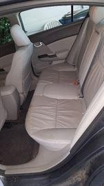 Civic Backseat