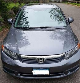 Honda Bonnet