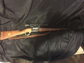 SAVAGE ARMS ANNIVERSARY MODEL .308 LEVER ACTION