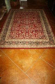 Nice rug 5' x 7'
