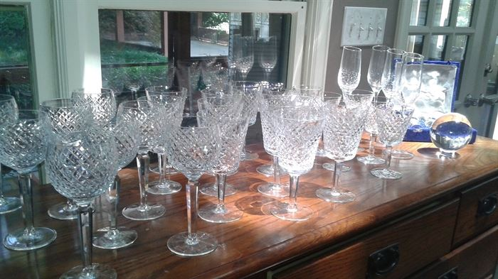 Waterford Crystal For your Entertaining.