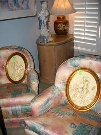 Victorian frescos