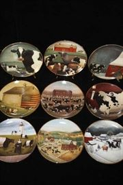American Folk Art Collection by Franklin Mint