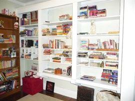 MORE BOOKS !!! name brand authors