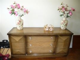 short chest of drawers