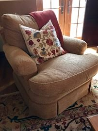Baker Furniture Chair