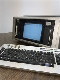 Vintage Panasonic Word Processor W1505