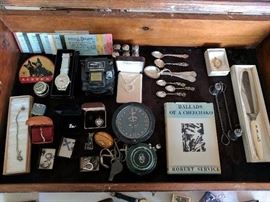 Vintage Collectibles, Jewelry, Military Items