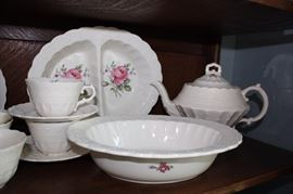 "Spode Jewel Copeland"" Billingsley Rose"""