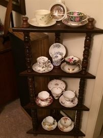Vintage Collectible Tea Cups