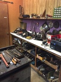 Power Tools, Saws, Bench Grinder