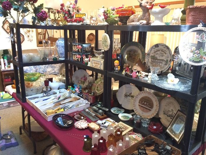 Utensils, Candlesticks, Collectibles,