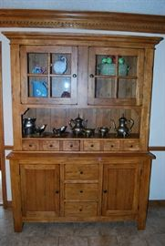 Fine Kitchen Cabinet