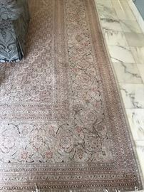 SILK PALACE SIZED RUG, 20' X 13'2""