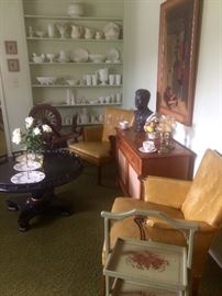 "It is ""Madmen"", New England Country Charm and a crafter's paradise at this one of a kind Ortega Forest Sale!"