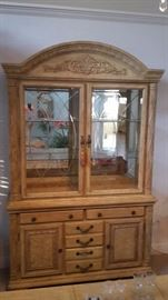 Grand Designs by Standard Furniture China Cabinet