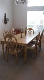 Grand Designs by Standard Furniture 7 piece Dining Set