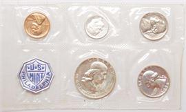 us Mint Coin Proof Set 1956