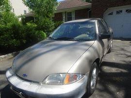 Chevy Cavaliar- 2000 - 71,000 miles