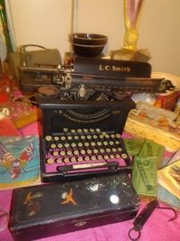 Great Old Typewriter