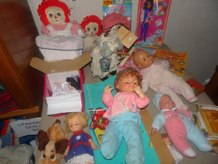 Dolls Galore