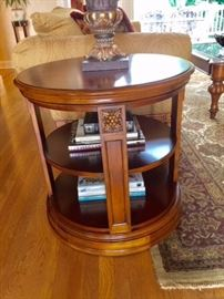 Ethan Allen Library table