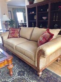 Ethan Allen Pratt sofa