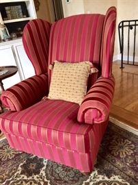 Ethan Allen Becket chair