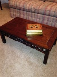 Extra small table purchased in China
