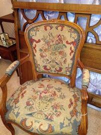 Lovely upholstered chair