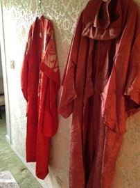 Kimonos from China
