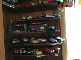 Model Cars Die Cast
