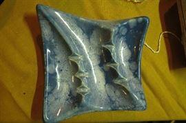 McCoy ash tray.