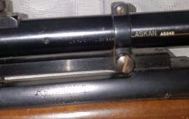 Remington 721 Hallmark