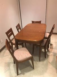 Heywood Wakefield dining set