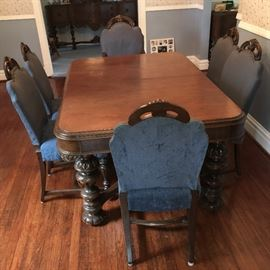 German dining set