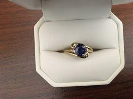 Sapphire/Diamond