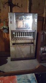 Vintage Cigarette Machine - Large unit
