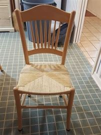 4/ chairs for $100