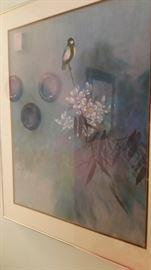 Original David Lee 1978 Painting