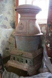 Abendroth pot belly stove