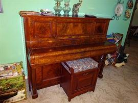 piano  Strauls & Wiemer