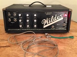 Vintage Power Head Amp