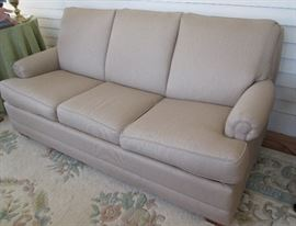 Large Upholstered Sofa (not a sleeper)