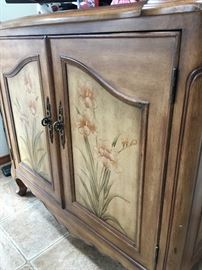 Painted Shabby Chic Cabinet