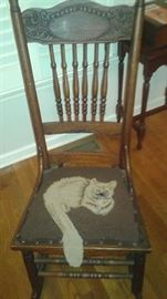 for those of you who want to sit on their cats!! YOU BETTER NOT!!