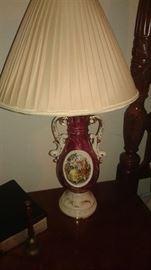 Girlie Lamp!!