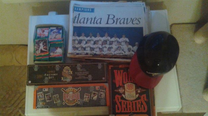 1990-1993 Upper Deck complete collection