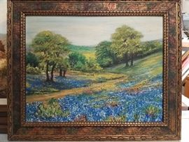 Hill country Texas art