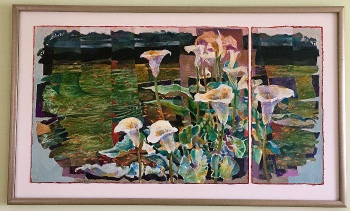 Original Art by Ann Meade